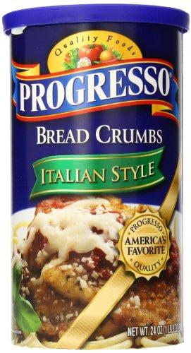 Progresso Italian Bread Crumbs, 24 Ounce (Pack of 12)