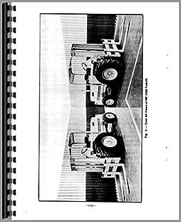 Operators Manual Massey Ferguson 2500 Forklift