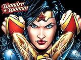 CHANGJIU- Puzzle 1000 Piezas- Póster De La Película Wonder Woman -Puzzle 3D Personalizado De Madera Montaje Rompecabezas Divertido,Rompecabezas Creativo Clásico 75X50Cm