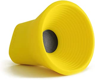 KAKKOii Wow Bluetooth Speaker by Until - Color: Yellow