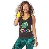 Zumba Canotte da Palestra Fitness Cinturino da Allenamento Strappy Abbigliamento Palestra Donna