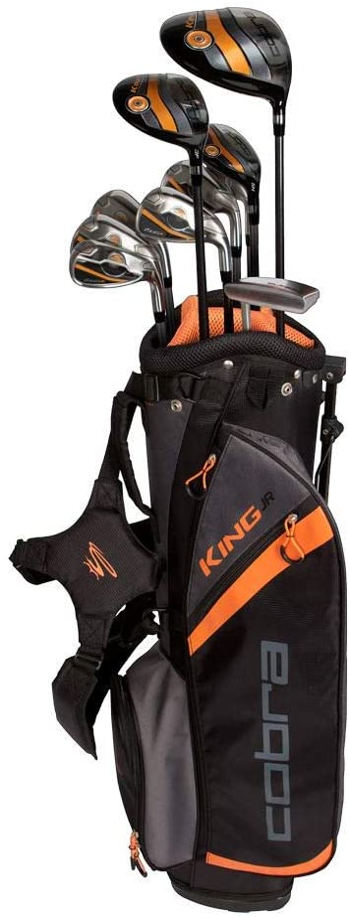 Cobra King Junior Golf Set - Age 10-12 希少 格安 価格でご提供いたします