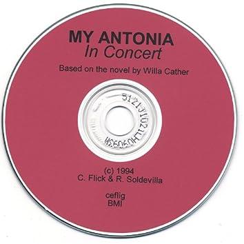 My Antonia in Concert