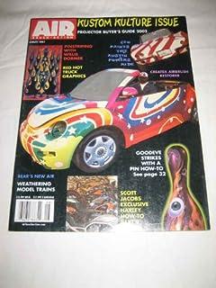 Airbrush Action V.18 #2 Aug. 2002 Buyer`s Guide 2002 Willis Dormer Scott Jacob