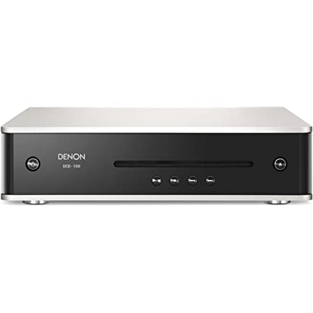Denon Dcd100spe2 Design Series Cd Player Aluminium Elektronik