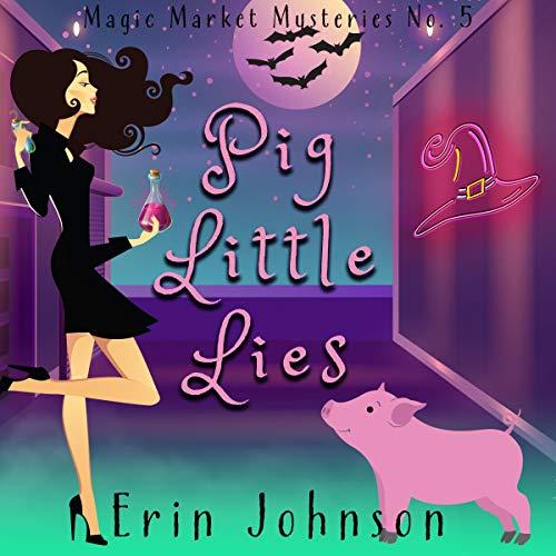 Pig Little Lies  By  cover art