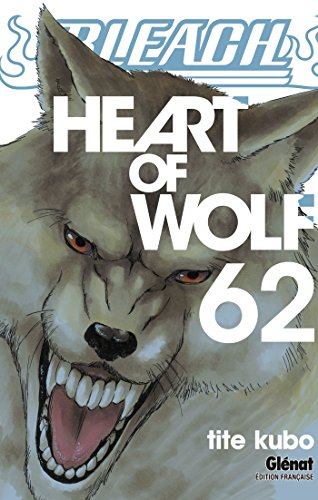 Bleach - Tome 62: Heart of wolf