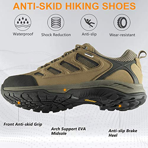 Wantdo Hiking Boots