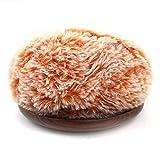 Super Soft Fur Yarn Chunky Fluffy Faux Fur Yarn for Crochet Knit, 1.8oz Eyelash Yarns(12)