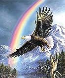 Puzzle 1000 piezas Gran águila volando puzzle 1000 piezas...