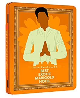 Best Exotic Marigold Hotel - Limited Edition Steel Pack