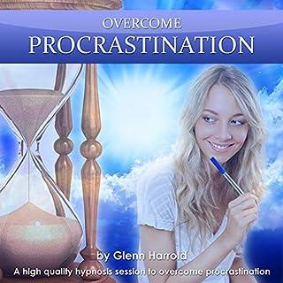 Overcome Procrastination audiobook cover art