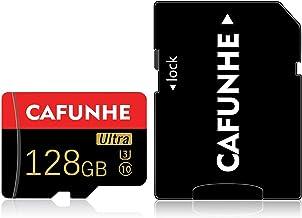 Micro SD Card 128GB Class 10 High Speed Memory SD Card...
