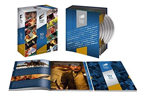 10 Anni Di Sony Collection (Ed. Limitata E Numerata) (25 Blu-Ray+Booklet) [Import]