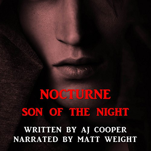 Nocturne, Son of the Night audiobook cover art