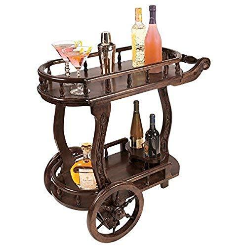 Design Toscano Pemberton Küchenwagen