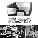Caja de Herramientas para BMW R 1250 GS/Adventure 19-20 Aluminio 4L Bagtecs