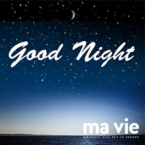Good Night audiobook cover art