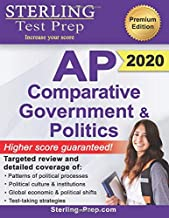 Sterling Test Prep AP Comparative Government and Politics: Complete Content Review for AP Exam