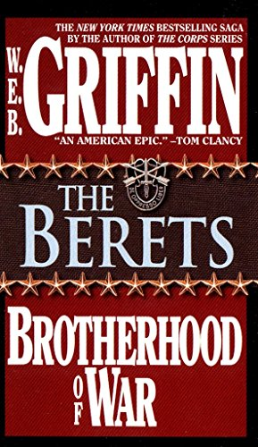The Berets (Brotherhood of War (Book 5)