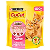 Go-Cat Crunchy and Tender Kitten...