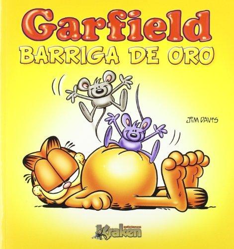 Garfield barriga de oro / Garfield Potbelly of Gold by Jim Davis (August 30,2012)