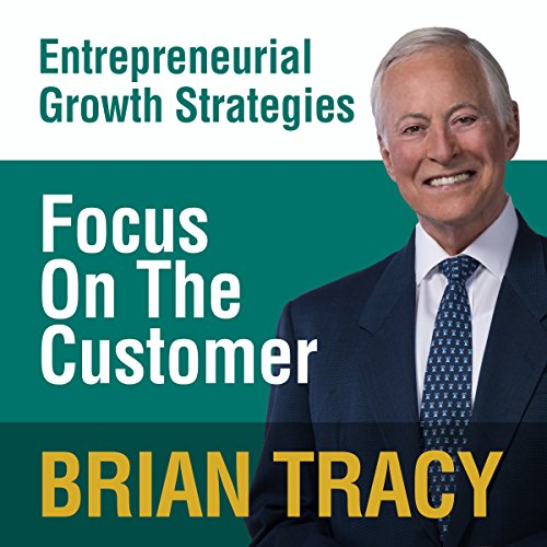 Focus on the Customer audiobook cover art