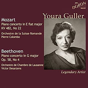Youra Guller: Mozart and Beethoven