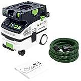 Festool CTL Mini I Clean 574840 Noir/vert