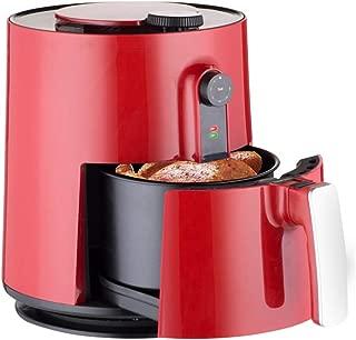 ZC Dawn Power Air Fryer, Compact Electric Air Fryer Oil Free French Fries Machine Intelligent Smokeless Fryer with Air Fryer Recipes EU/AU/UK/US Plug
