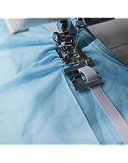 ملحقات وادوات الخياطة - قدم ضغط عالية الجودة لماكينة الخياطة المنزلية #29306-2 لخياطة الاحزمة القماشية المرنة A1 FTKS-4000120147243-001