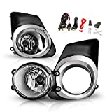 Fog Lights For Toyota Corolla 2011-2013 Fog Light Assembly 2PCS OEM Replacement Fog Lamps AUTOWIKI