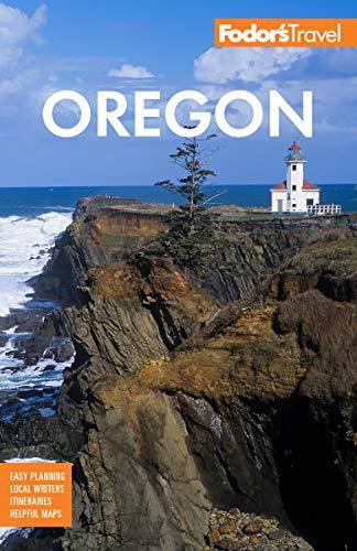 Fodor s Oregon (Full-color Travel Guide)