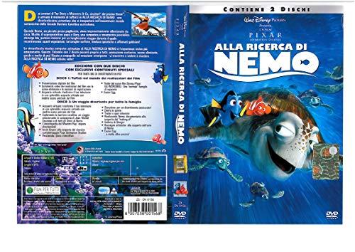 Alla ricerca di Nemo (Doppio DVD 2004 prima edizione)
