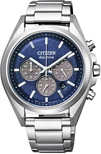 [シチズン] 腕時計 アテッサ CA4390-55L Eco-Drive エコ・ドライブ クロノグラフ メンズ