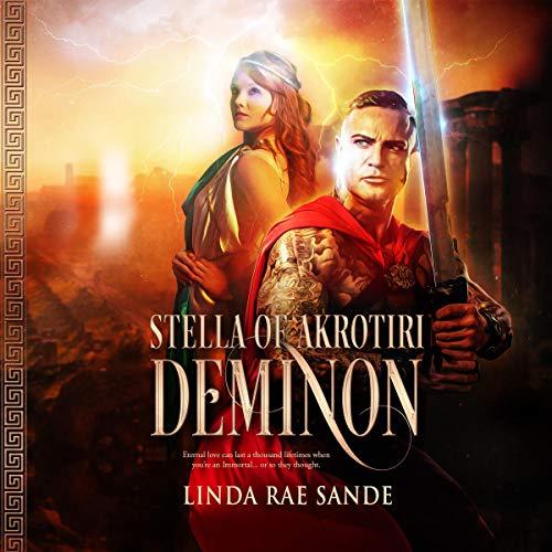 Stella of Akrotiri: Deminon audiobook cover art