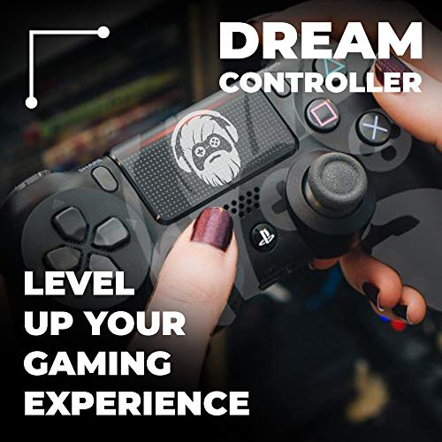 Dreamcontroller PS4 Controller Wireless Gaming Controller | Custom PS4 Controller | PS4 Remote Control PS4 Original | Motion Sensor PS4 Controller Custom Design Hawaii