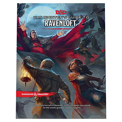 Van Richten's Guide to Ravenloft (Dungeons & Dragons): 1