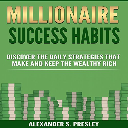 Millionaire Success Habits cover art
