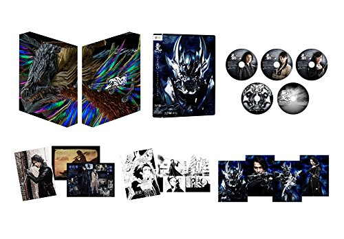 『絶狼(ZERO)-DRAGON BLOOD- Blu-ray BOX』の1枚目の画像