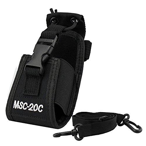 Naliovker MSC-20C Nylon Universal Tasche Fall Fuer Zum Yaesu IBT TYT UV-5R / 82 Sprechanlage