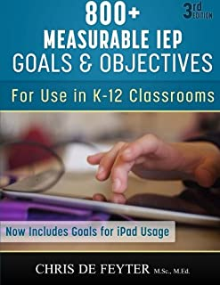 Best measurable iep goals and objectives Reviews