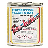 Toon-Brite, Aluminum, Metal & Fiberglass Protective Clear-Coat