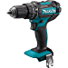 """Makita XPH10Z 18V LXT Lithium-Ion Cordless 1/2"""" Hammer Driver-Drill (Tool Only) (Renewed)"""