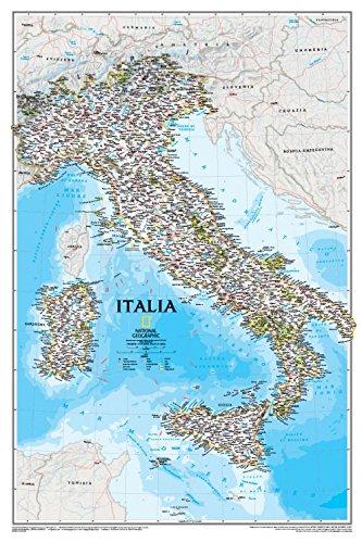 Italia classic. Carta murale