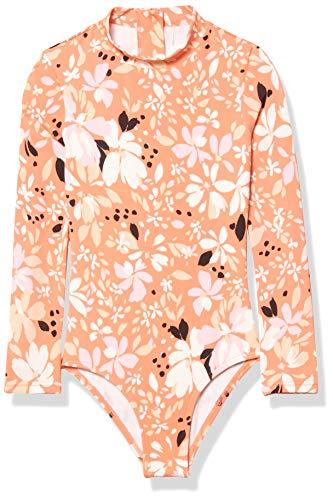 BILLABONG Baby-Mädchen Petal Party Bodysuit One Piece Swimsuit Einteiliger Badeanzug, Korallenriff, Large