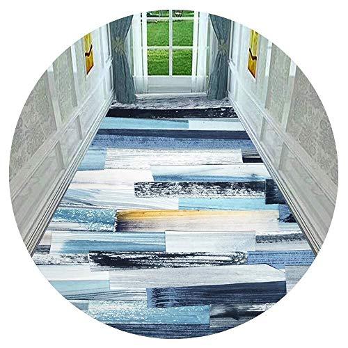 Tapijt, abstract, loper, zacht, voor tapijtloper, hal, tapijt wasbaar. 0.8 * 3m