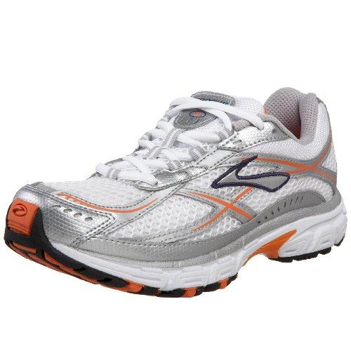Brooks Zapatillas de correr con soporte suave Switch 3, plateada/puesta de sol...