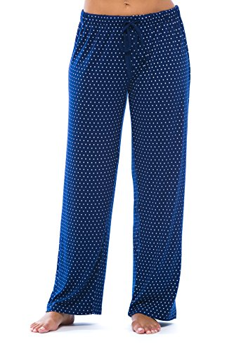Just Love Women Pajama Pants  PJs  Sleepwear 6332NVY3X