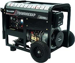 Gerador Tdg8500ebxp 6500w Bivolt com Carregador de Bateria 12v Tanque 15 L Partida Elétrica Toyama